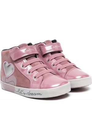 Geox Niña Tenis - Lace-up ankle sneakers