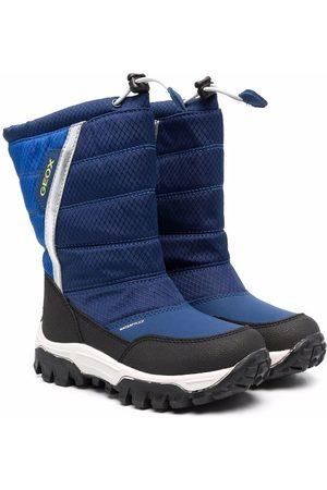 Geox Niño Botas y Botines - Drawstring padded boots