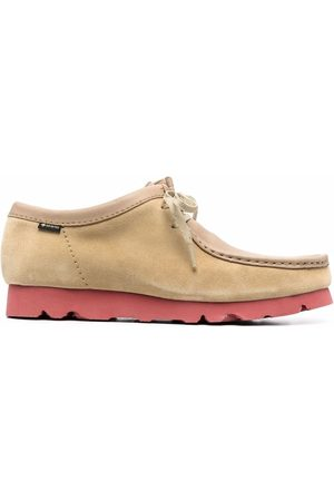 Clarks Hombre Oxford - 26162413 BEIGe Leather/