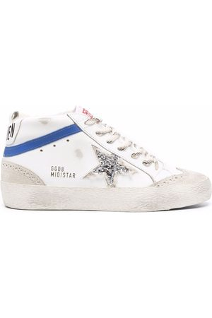 Golden Goose Mujer Tenis - Star Classics mid-rise sneakers