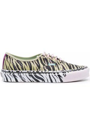 Vans X Aries UA OG Authentic tiger-print sneakers