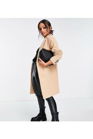New Look Formal coat in camel