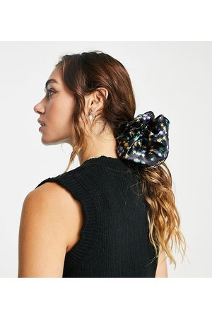 Reclaimed Mujer Accesorios para el cabello - Inspired oversized scrunchie in floral