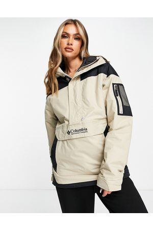 Columbia Challenger pullover jacket in /black
