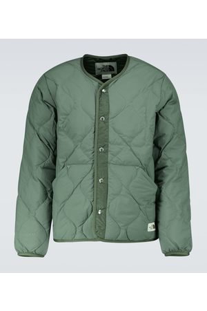 The North Face M66 down-padded jacket