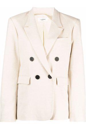 Isabel Marant Mujer Sacos - Blazer de vestir con doble botonadura