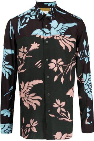 Paul Smith Camisa con estampado floral