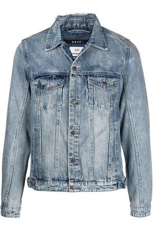 KSUBI Jeans con efecto lavado