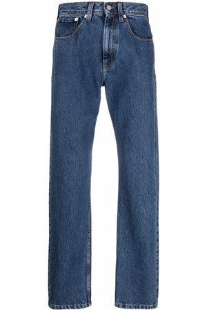 Namacheko Hombre Rectos - High-rise straight-leg jeans