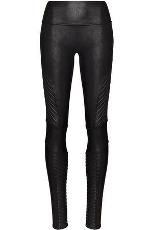 Spanx Mujer Leggings y treggings - Leggins de piel artificial