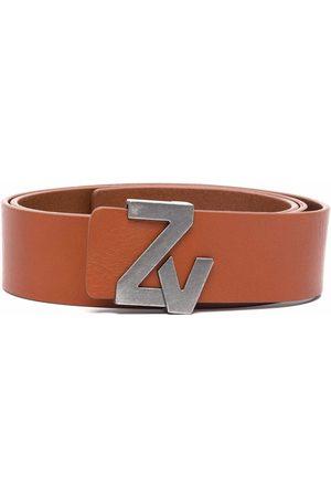 Zadig & Voltaire Hombre Cinturones - Cinturón con hebilla del logo