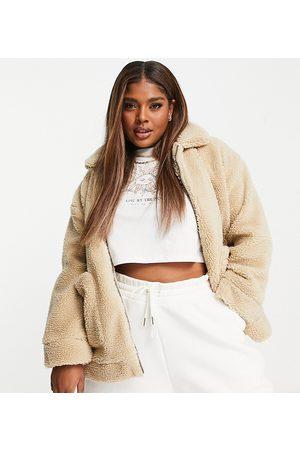 Wednesday's Girl Teddy coat