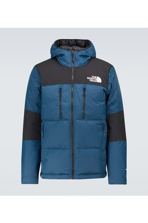 The North Face M Himalayan hooded down jacket