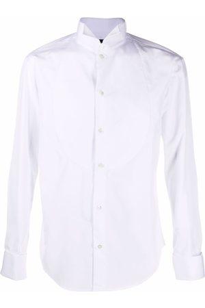 Emporio Armani Hombre Camisas - Camisa con cuello alto