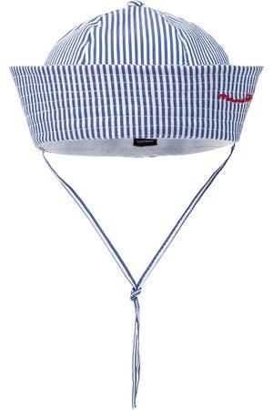 MONNALISA Gorra de algodón elastizado a rayas