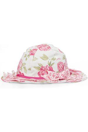 MONNALISA Mujer Sombreros - Sombrero floral