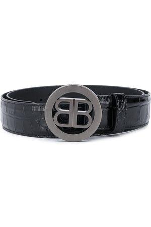 Balenciaga Hombre Cinturones - Cinturón con hebilla BB