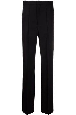 Isabel Marant Pantalones de vestir con tiro alto