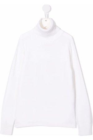 Balmain Suéter con cuello vuelto