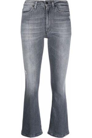 Dondup Mujer Skinny - Jeans slim con tiro medio