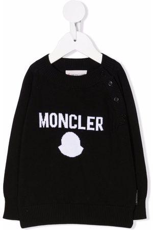 Moncler Suéter tejido manga larga