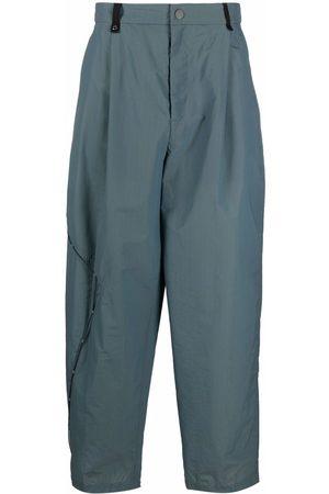 A BETTER MISTAKE Pantalones anchos con cordón