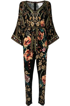 Camilla Mujer Largos - Jumpsuit Belle of the Baroque