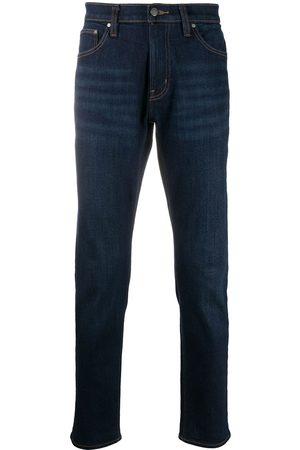 Michael Kors Hombre Rectos - Jeans rectos con tiro alto