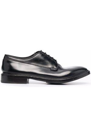Premiata Zapatos derby con agujetas