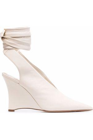 Emilio Pucci Mujer Tacones - Zapatillas con tira en el tobillo