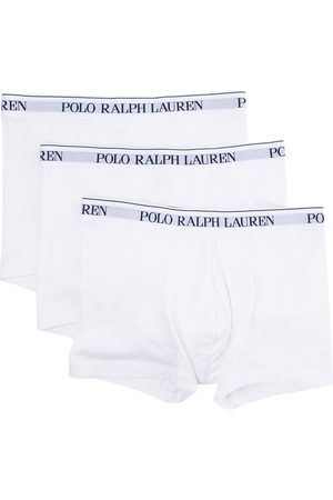 Polo Ralph Lauren Bóxer con logo en la pretina