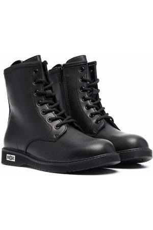 Cult Niño Botas y Botines - Leather combat boots
