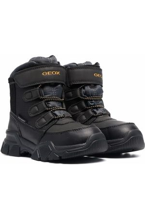 Geox Niño Botas y Botines - Touch-strap chunky boots