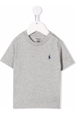 Ralph Lauren Polos - Polo Pony-embroidered T-shirt