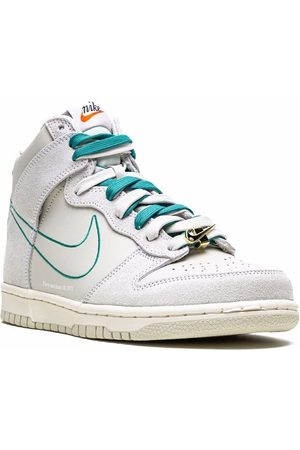 Nike Tenis Dunk High First Use