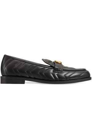 Gucci Mocasines Marmont De Piel Matelassé 15mm