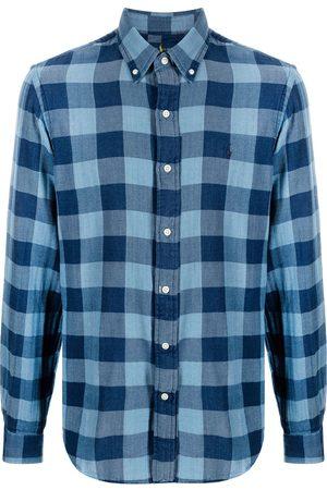 Polo Ralph Lauren Camisa con estampado a cuadros