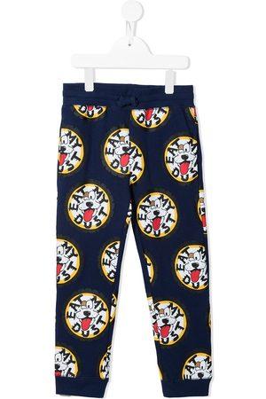 Stella McCartney Pantalones joggers Eat My Dust