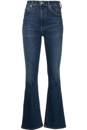 Citizens of Humanity Mujer Acampanados - High-waisted flared jeans