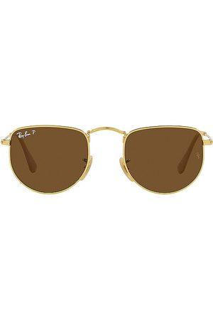 Ray-Ban Gafas de sol elon en color marrón talla all en - Brown. Talla all.