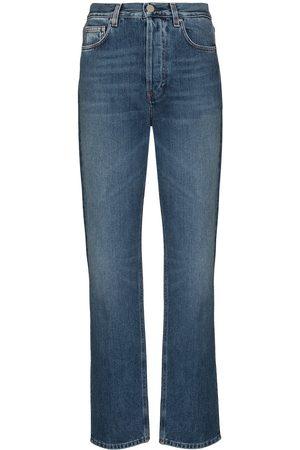 Totême Mujer Rectos - Jeans rectos holgados