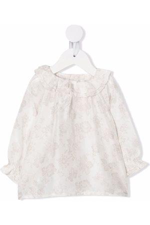 BONPOINT Blusas - Blusa con estampado floral