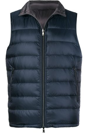 HERNO Hombre Chalecos - Classic padded gilet