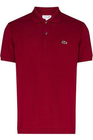 Lacoste Hombre Polos - Logo-embroidered short-sleeve polo shirt
