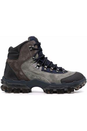 Moncler Hombre Botines - Colour-block ankle-boots