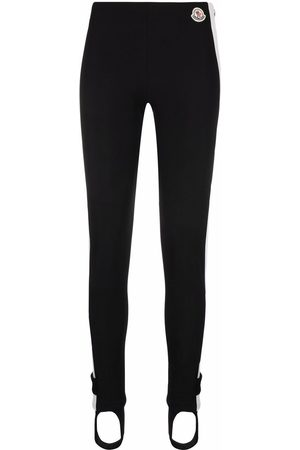 Moncler Mujer Leggings y treggings - High-waist stirrup leggings