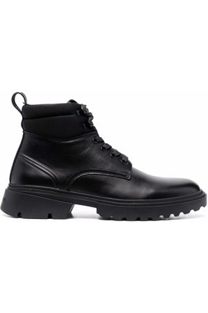 Calvin Klein Hombre Botines - Ankle lace-up boots