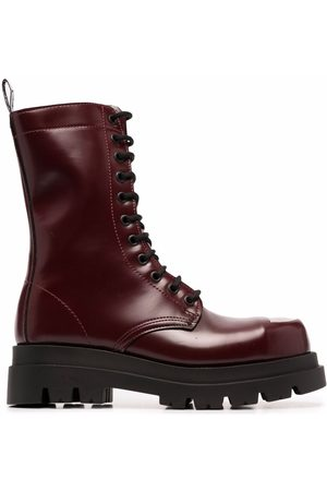 Cult Mujer Botas y Botines - Lace-up chunky sole boots