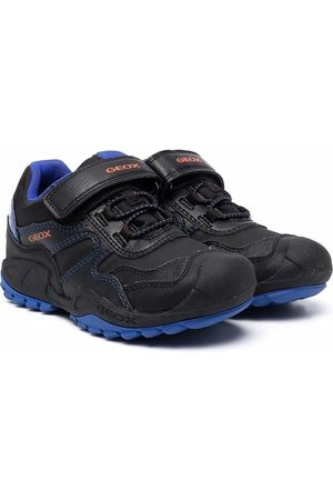 Geox Savage two-tone sneakers