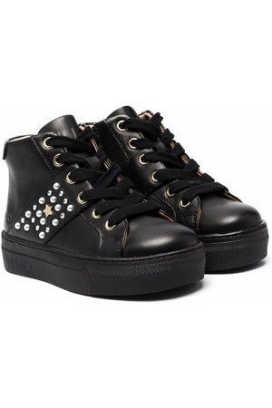Liu Jo Alicia leather sneakers